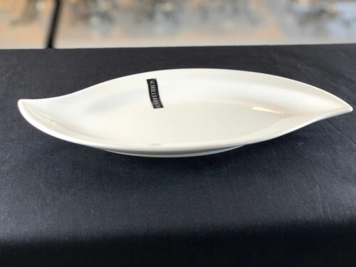 Allzweckplatte Porzellan weiß Servierteller Flachteller Dekoteller Ø31x15,5cm