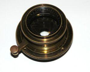 RARE-Ernemann-Anastigmat-Ernotar-4-5-15-cm-Large-Format-lens-4x5-inches