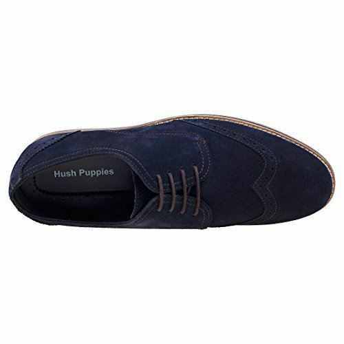 Hush Puppies Sebastian Wingtip marineblaue marineblaue Wingtip Schuhe b7ef7b