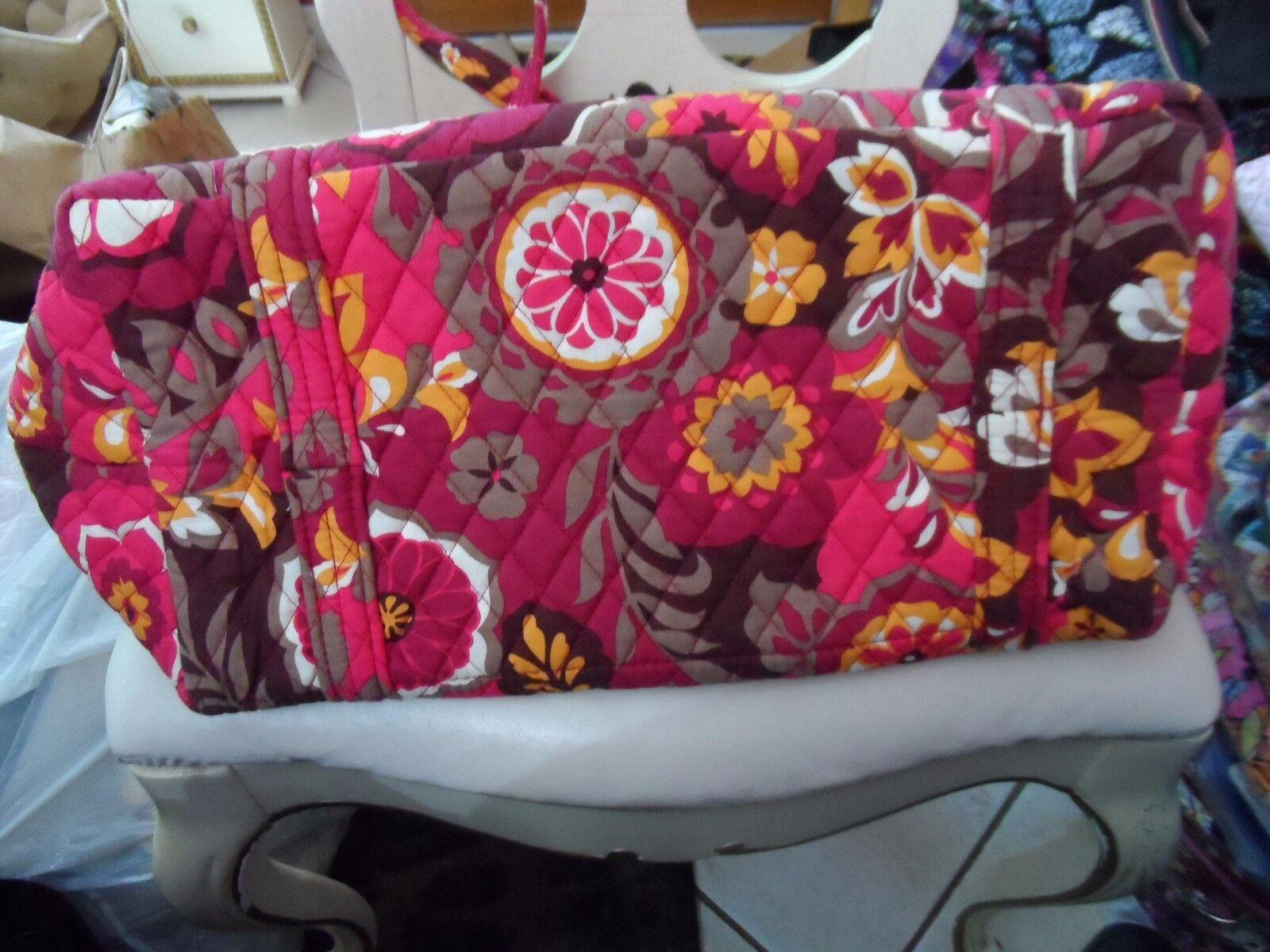 Vera Bradley Miller Bag in Carnaby pattern  - image 4