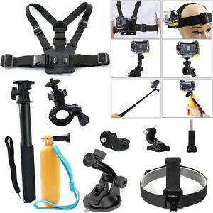 Sports-Action-Cam-Bike-Mount-Suction-Cup-Kit-for-Xiaomi-yi-4k-plus-Sony-Gopro7-6