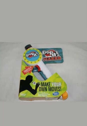 HASBRO BOP IT! MAKER MAKE YOUR OWN MOVES BRAND NEW