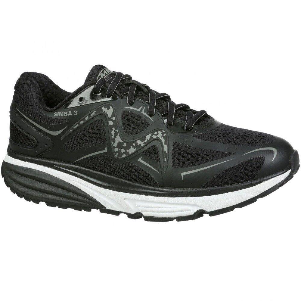Simba 3 m negro MBT Zapatos