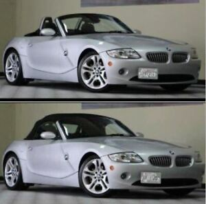 BMW Z4 3.0I Roadster Convertible
