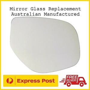 Right mirror glass to suit MITSUBISHI ASX 09////2012 Onward Convex Only Glass