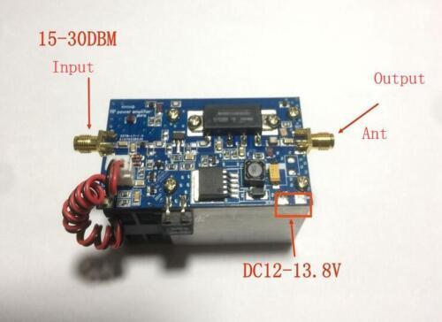 C4FM P25 Half Duplex UHF Power Amplifier AMP For MMDVM Hotspot DMR SFK DPMR