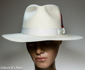 96c2f4e87 Details about Fedora Hat