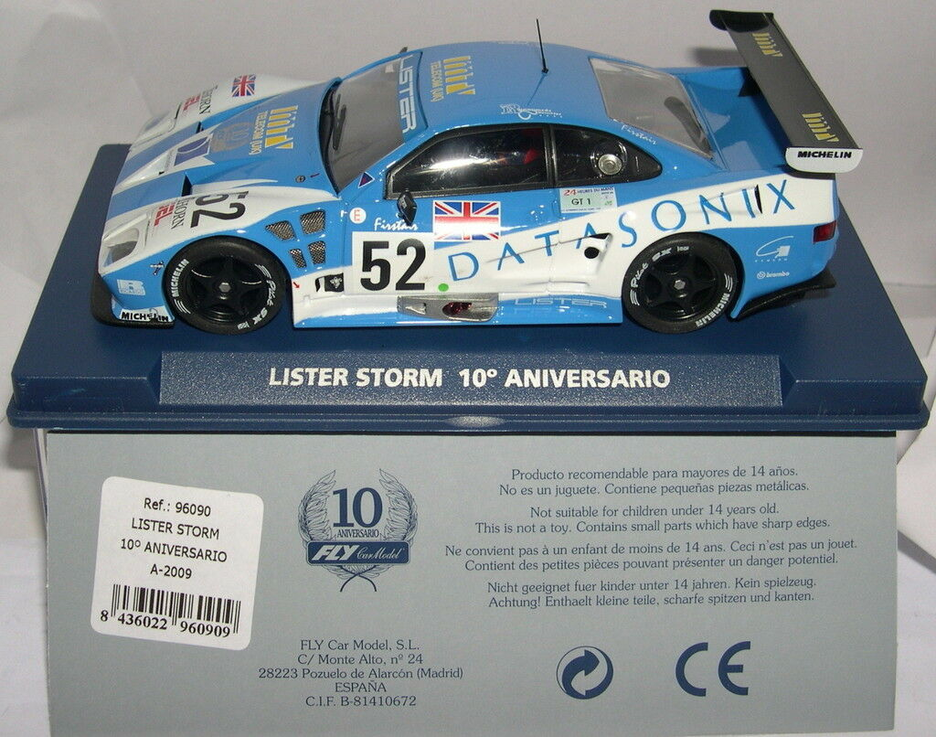 FLY 96090 A-2009 LISTER STORM º ANNIVERSARY LTED. ED. MB