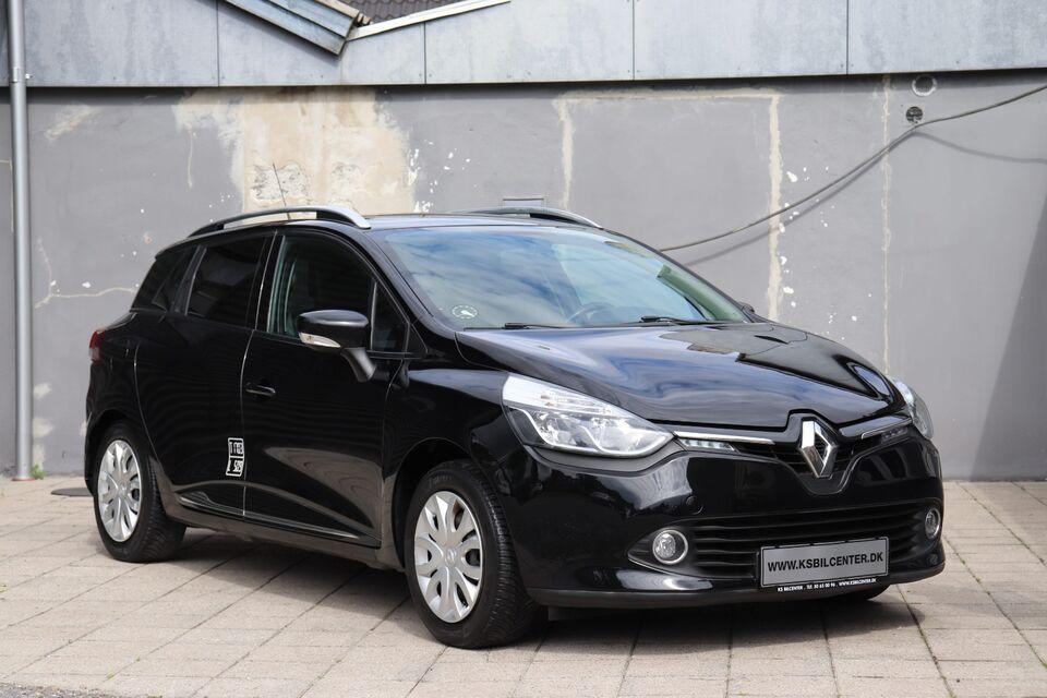 Renault Clio IV 1,5 dCi 75 Expression ST Van Diesel modelår