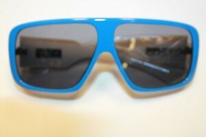 5c7c53ff2 Evoke Men's Sunglasses, Made in Italy Amplifier Blue w/ white red ...