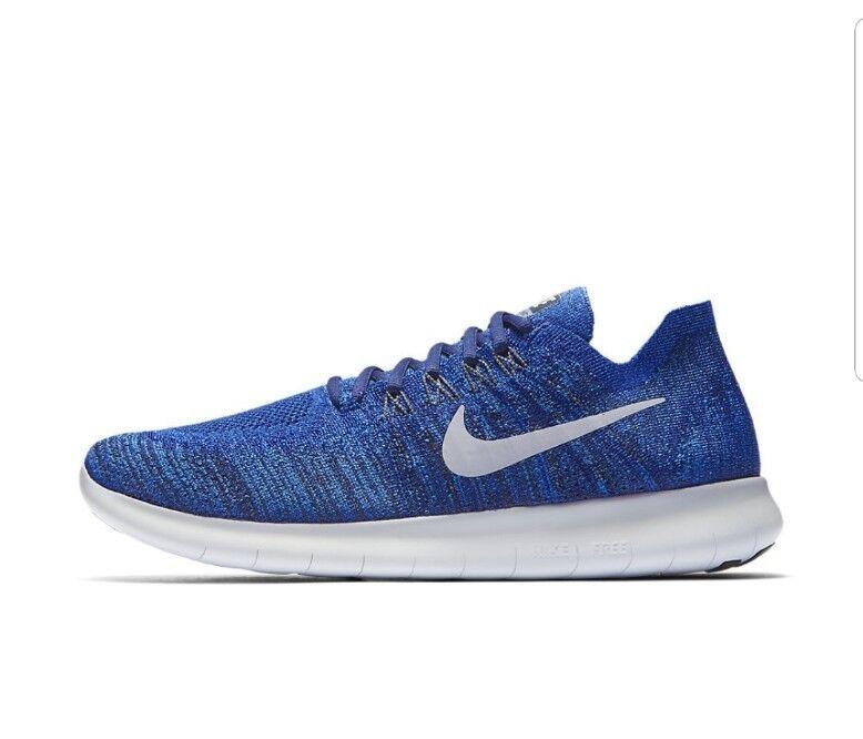 Nike Free RN Flyknit TRAINERS 880843 405