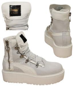 Puma Adults By 01 Shoes 363475 P6 Boot Rihanna Sneaker Womens Wedge Fenty X rXfEwqnxrR