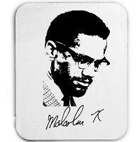 MALCOLM X - MOUSE MAT/PAD AMAZING DESIGN