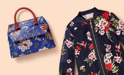 Florals for Fall? Yes Please.