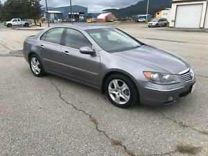 Rare ACURA RL SH-Awd mint condition