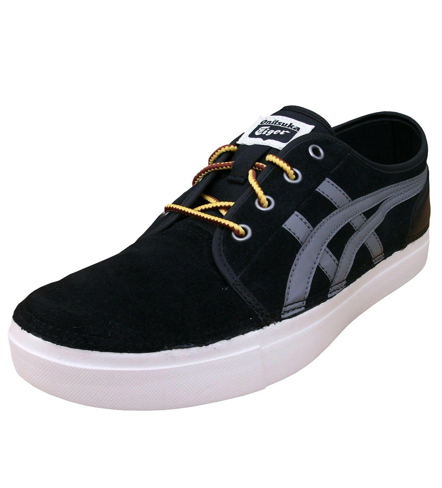 Asics Hombre ONITSUKA TIGER claverton Ante Zapatillas Retro Negro  best-selling model of the brand