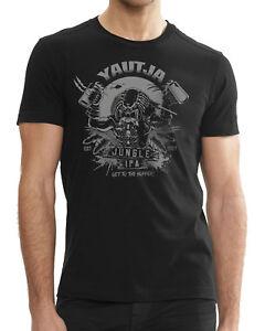 XXL Predator Alien T shirt Classic Retro Movie Film Tee Black Gift Top Mens S