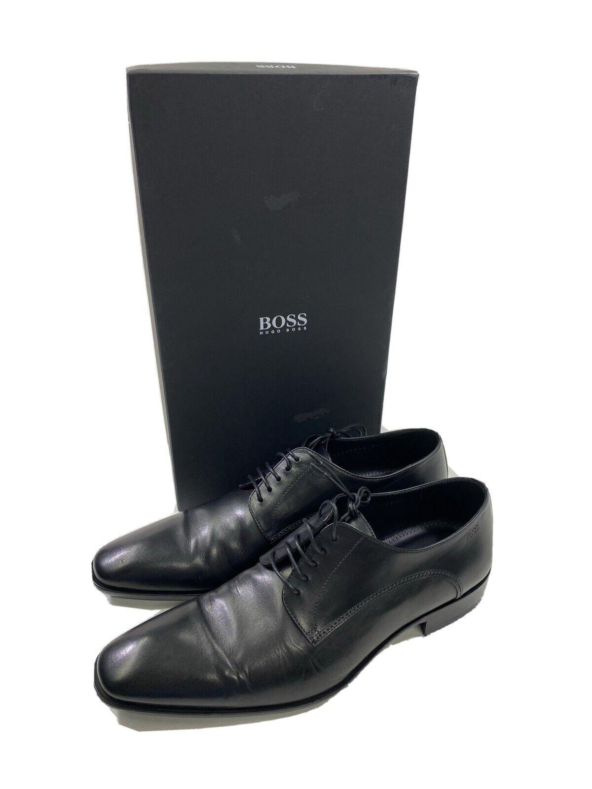 hugo boss carmons black