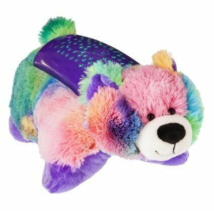 Pillow Pets Dream Lites Plush Night Light W 4 Light Mode