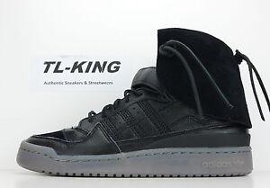 Adidas Originals Forum Hi Moc Chalk Black Clay B27670 Msrp 0 Gm