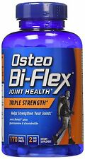 Osteo Bi-Flex Triple Strength with 5-Loxin Advanced Joint Care 170 4 PACK