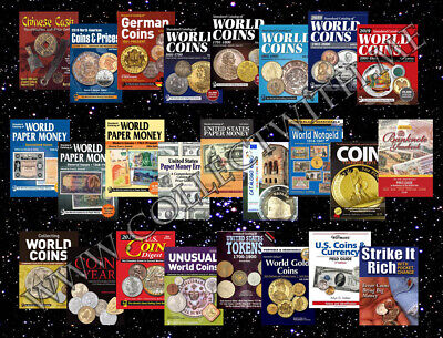 25 digital books 2019 Krause Catalogs