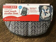 Grey Feather Skip Hop Stroll /& Go Cool Touch Infant Support