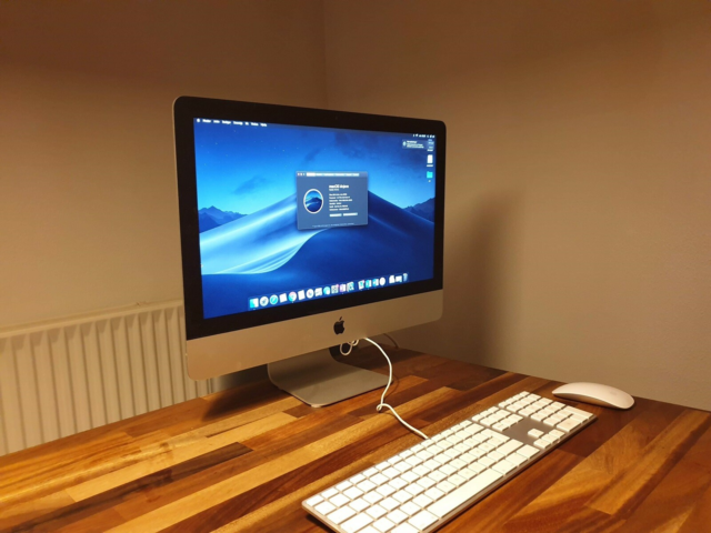 "iMac, Late 2013, 21,5"", 2,7 GHz, 8 GB ram, 1000 GB…"