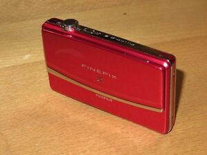 Fujifilm FinePix Z Series Z90 14.2 MP - Digital Camara - Rojo