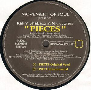 MOVEMENT-DE-SOUL-Pieces-Presenta-Kalim-Shabazz-amp-Nick-Jones-Element-EMT01