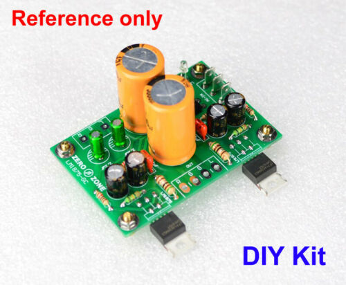 20W X2 LM1875 LM1875T GC Circuit Stereo Audio Power Amplifier Board DIY Kit