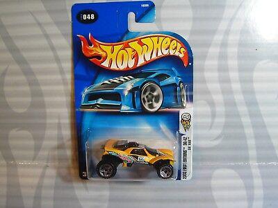 0714 Delikatessen Von Allen Geliebt 2003 Hot Wheels ''erste Editionen'' #48 = Da ` Kar = Gelb Modellbau Auto- & Verkehrsmodelle