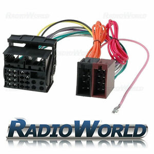 Vauxhall-ISO-to-Quadlock-Radio-Conversion-Lead-Wiring-Loom-Harness-Adaptor