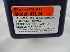 """DynaQUIP 4TL04 316 Stainless Steel Electronic Actuated Ball Valve, 1"""" Pipe Size"""