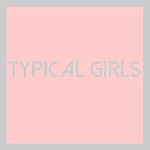 Various Artists - Typical Girls / Various [New Vinyl LP] UK - Import