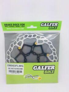 Galfer-Floating-Disc-Brake-Rotor-180mm-Wave-Shimano-Magura-Gold-Pins-DB003FLWG