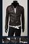 New-Men-039-s-Slim-Fit-Zipper-Designed-PU-Leather-Jacket-Coat-Free-Post-0309 thumbnail 3