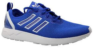 Details zu Adidas Originals ZX Flux ADV Herren Sneaker Turnschuhe Schuhe blau Gr. 41 45 NEU