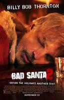Bad Santa 2 Movie Poster (b) - 11 X 17 Inches - Billy Bob Thornton