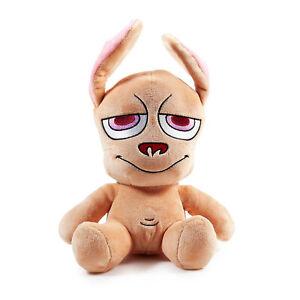 Kidrobot-Nickelodeon-Phunny-Ren-8-Inch-Plush-NEW-Toys-Plushies