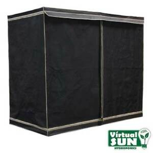 Virtual-Sun-Reflective-Mylar-Hydroponic-Plant-96x48x78-Grow-Tent-Box-VS9600-48