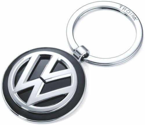 TROIKA Schlüsselanhänger KEYRING KR16-05//VW VW-Emblem 1 Schlüsselring