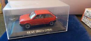 IXO-1-43-SEAT-IBIZA-1984-NEUF-EN-BOITE