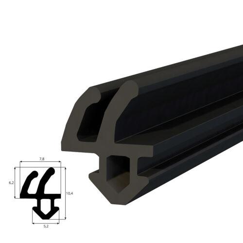 Dichtung Fensterdichtung EPDM für Aluminium und Kunststofffenster PVC NEU