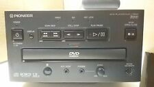 Pioneer DVD V7200 Industrial DVD player professional & remote control & manual