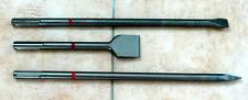 Hilti TE-Y (SDSMAX) meisselset spatmeissel bulini spitzmeissel