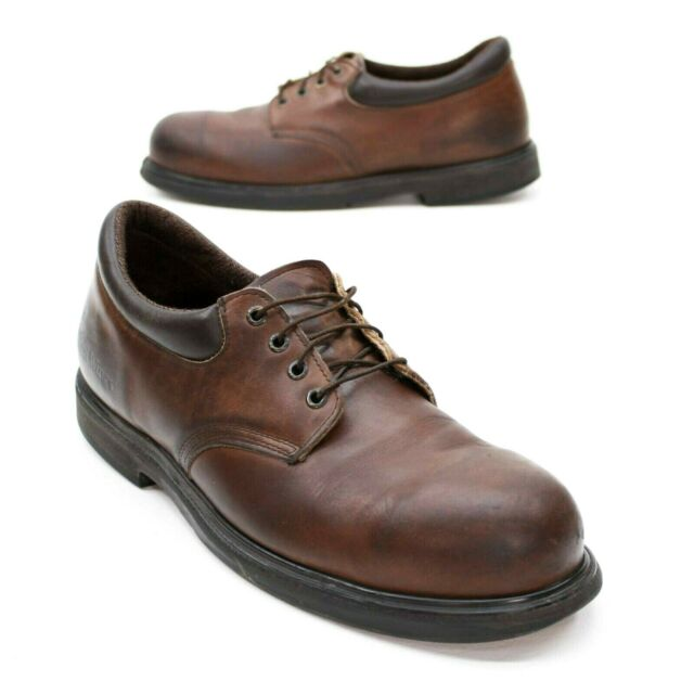 Red Wing 4407 Steel Toe Work Shoes Mens