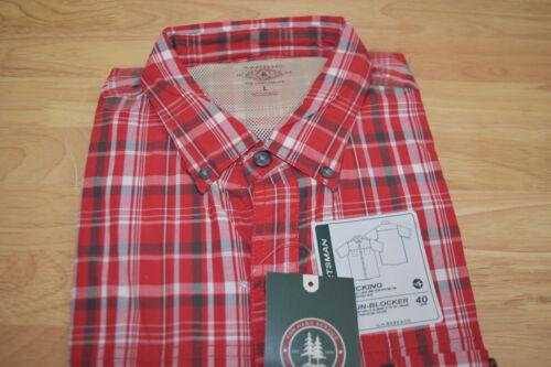GH Bass /& Co Mens Sportsman Button Down Short Sleeve Dress Casual Shirt VARIETY!