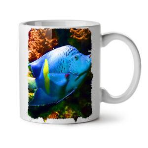 Deep sea Fish Cute Animal NEW White Tea Coffee Mug 11 oz | Wellcoda