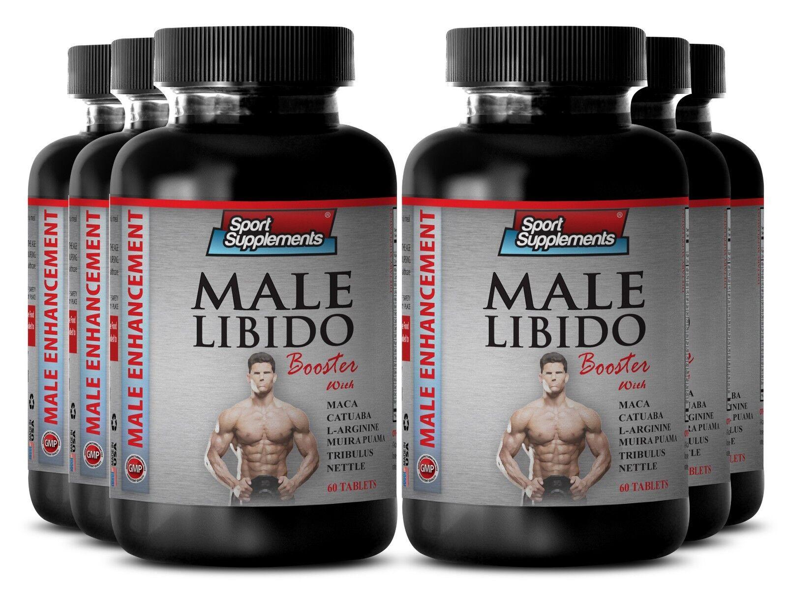 Brazilian Catuaba - Libido Male Libido - Booster 1270mg - Male Extender Pills 6B b33494